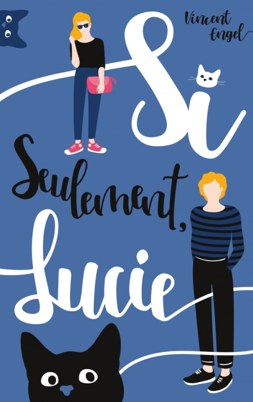 Couverture Si seulement Lucie