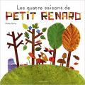 Couverture Les Quatre saisons de Petit Renard Editions Balivernes 2018
