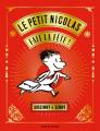 Couverture Le petit Nicolas fait la fête Editions IMAV 2019