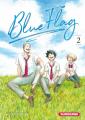 Couverture Blue Flag, tome 02 Editions Kurokawa (Shônen) 2019