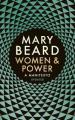 Couverture Les femmes et le pouvoir Editions Profile Books 2018