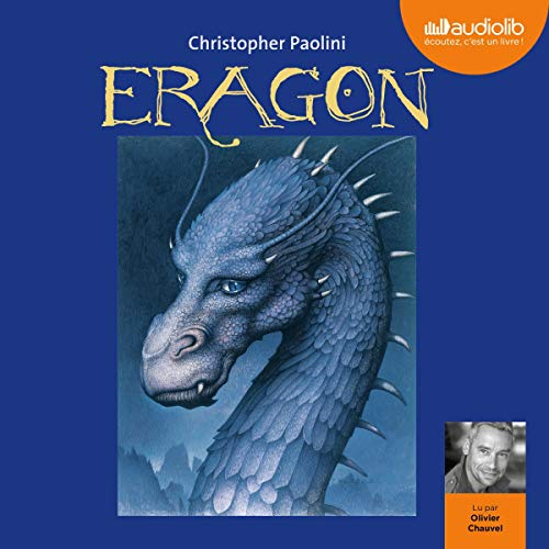 Couverture L'héritage, tome 1 : Eragon