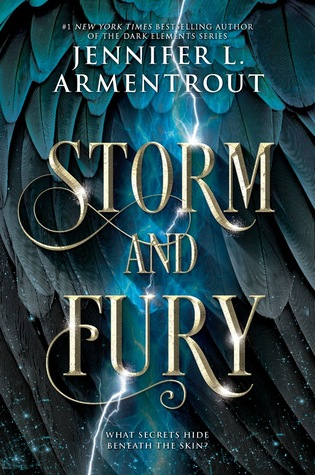 Couverture Harbinger, book 1: Storm and fury