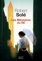 Couverture Les méandres du Nil Editions Seuil (Cadre rouge) 2019