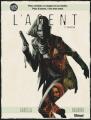 Couverture L'Agent, tome 1 : Initiation Editions Glénat 2019