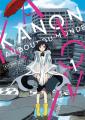 Couverture Kanon au bout du monde, tome 1 Editions Akata (L) 2019