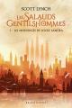 Couverture Les Salauds Gentilshommes, tome 1 : Les Mensonges de Locke Lamora Editions Bragelonne (Fantasy) 2019