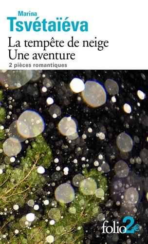 Couverture La tempête de neige - Une aventure - 2 pièces romantiques