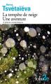 Couverture La tempête de neige - Une aventure - 2 pièces romantiques Editions Folio  (2 €) 2019