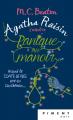 Couverture Agatha Raisin enquête, tome 10 : Panique au manoir Editions France Loisirs (Piment - Noir) 2019