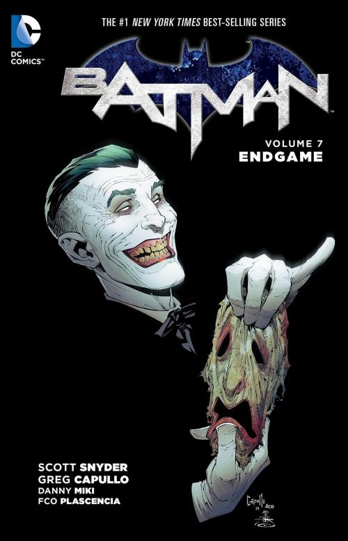 Couverture Batman (New 52), book 07: Endgame