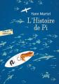 Couverture L'histoire de Pi Editions Folio  (Junior) 2008