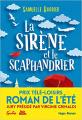 Couverture La sirène et le scaphandrier Editions Hugo & cie 2019