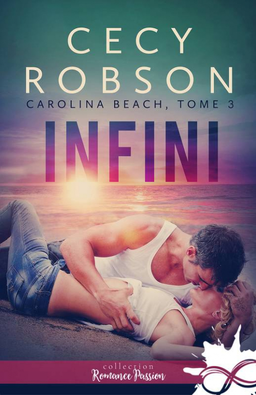 Couverture Carolina Beach, tome 3 : Infini