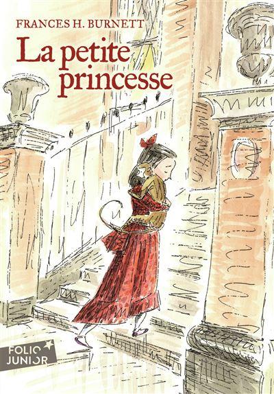 Couverture La petite princesse / Une petite princesse