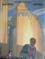 Couverture Les Murailles de Samaris Editions Casterman 1988
