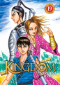 Couverture Kingdom, tome 19 Editions Meian 2019