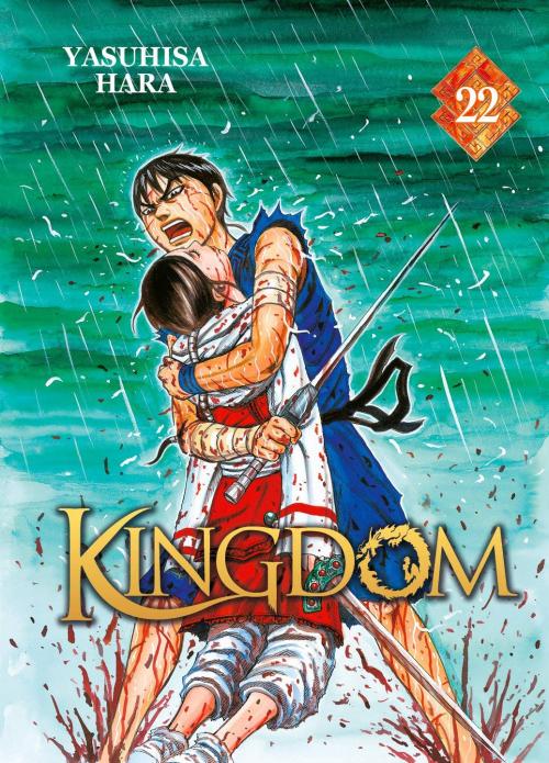 Couverture Kingdom, tome 22