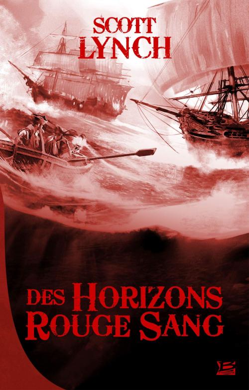 Couverture Les Salauds Gentilshommes, tome 2 : Des Horizons rouge sang