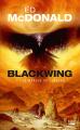 Couverture Blackwing, tome 1 : La marque du corbeau Editions Bragelonne (Poche) 2019