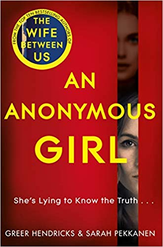 Couverture An Anonymous Girl