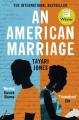 Couverture Un mariage américain Editions Oneworld Publications 2019