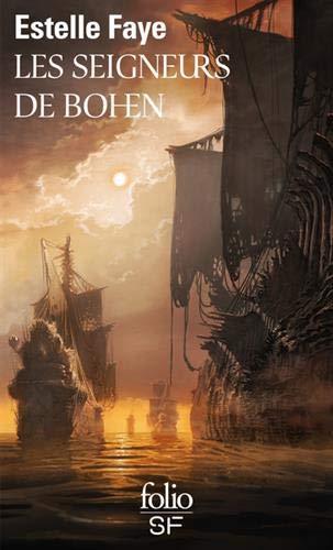Couverture Bohen, tome 1 : Les Seigneurs de Bohen