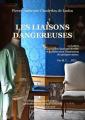 Couverture Les Liaisons dangereuses Editions Bibliothèque numérique romande 2014