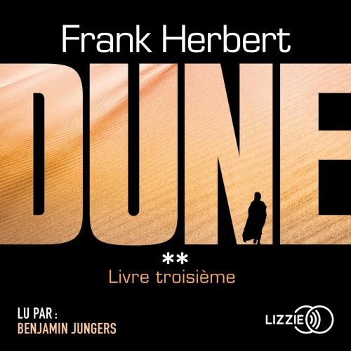 Couverture Le Cycle de Dune (7 tomes), tome 2 : Dune, partie 2