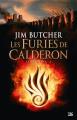 Couverture Codex Aléra, tome 1 : Les Furies de Caldéron Editions Bragelonne (Fantasy) 2017