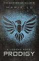 Couverture Legend, tome 2 : Prodigy Editions Penguin books 2013