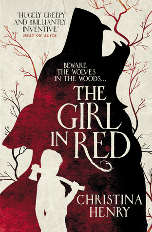 Couverture The Girl in Red
