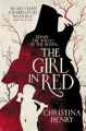 Couverture The Girl in Red  Editions Titan Books 2019