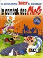 Couverture Astérix, tome 07 : Le combat des chefs Editions Hachette 2019