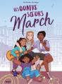 Couverture Les quatre soeurs March Editions Jungle ! 2019