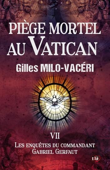 Couverture Piège mortel au Vatican