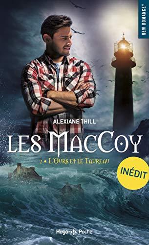 Couverture Les MacCoy, tome 2 : L'Ours et le Taureau