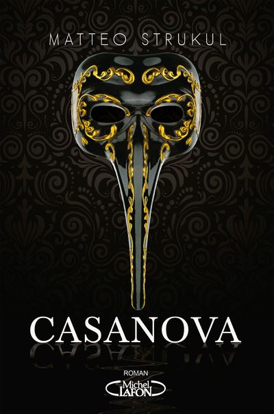 Couverture Casanova