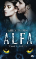 Couverture Alfa, tome 1 : Parish Editions Milady (Bit-lit) 2019