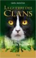 Couverture La guerre des clans, tome hs 06 : La Vengeance d'Étoile filante Editions Pocket (Jeunesse) 2019
