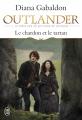 Couverture Outlander (10 tomes), tome 01 : Le chardon et le tartan Editions J'ai Lu 2019