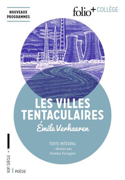 Couverture Les villes tentaculaires
