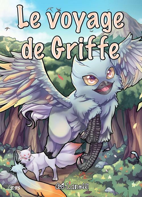 Couverture Creatura, tome 1 : Le voyage de Griffe
