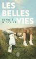 Couverture Les belles vies Editions J'ai Lu 2019