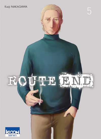 Couverture Route end, tome 5