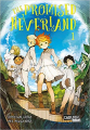 Couverture The Promised Neverland, tome 01 Editions Carlsen (DE) (Manga!) 2018
