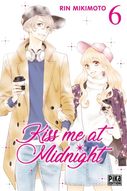 Couverture Kiss me at midnight, tome 06
