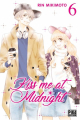 Couverture Kiss me at midnight, tome 06 Editions Pika (Shôjo - Cherry blush) 2019