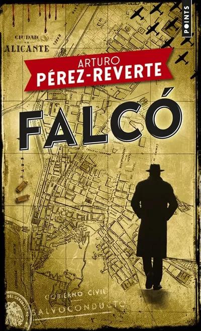 Couverture Falcó, tome 1