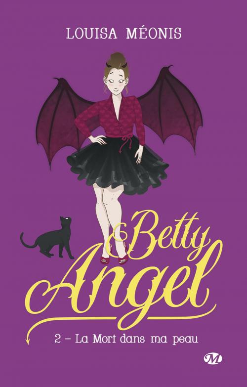 Couverture Betty Angel, tome 2 : La mort dans ma peau